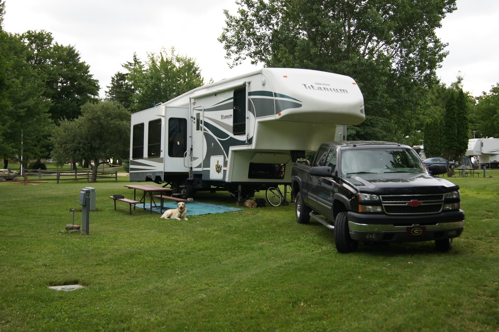Rv Campsites And Reviews January 2011