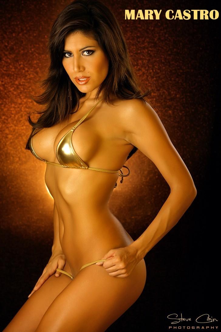 Hot Ladies Mary Castro One Hot Lady
