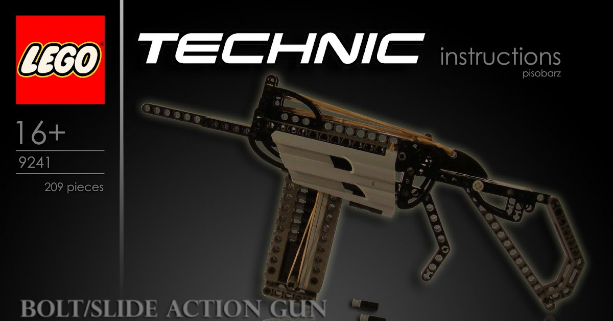 Pisobarz Lego Guns
