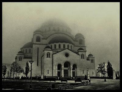 Hram Svetog Save u Beogradu.