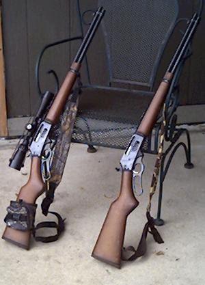 Stealth Survival Riverwalker S Gear Marlin Model 336 Rifle