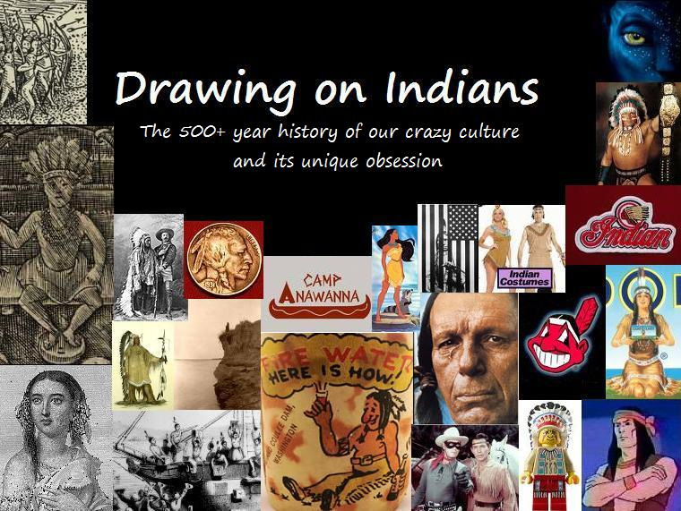 Drawing on Indians