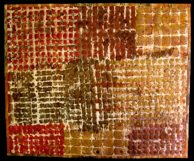 Skipping Stones Art Quilt