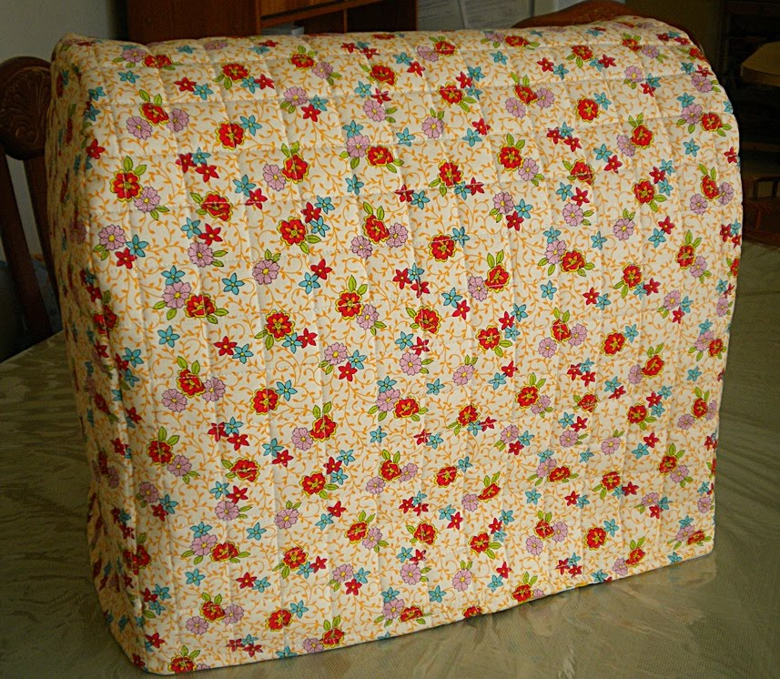 Sew Cindy: Mixer Cover