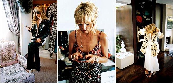 Rachel Zoe's wardrobe