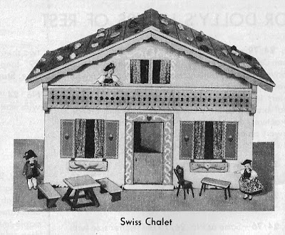 My Vintage Dollhouses Dollhouses From 1937 Fao Schwarz Christmas