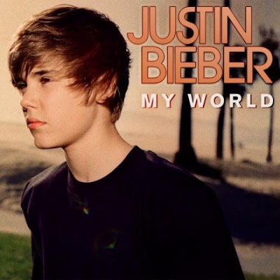 Justin Bieber's album cover for his second adaption of his Debut album MY