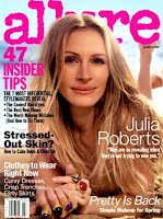 Julia Roberts su Allure