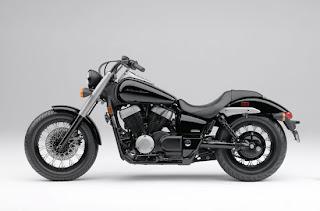 Vintage Motorcycles Honda VT750C2A Shadow Phantom 2010