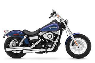 Vintage Motorcycles for Sale Harley-Davidson Dyna Street Bob FXDB 2010