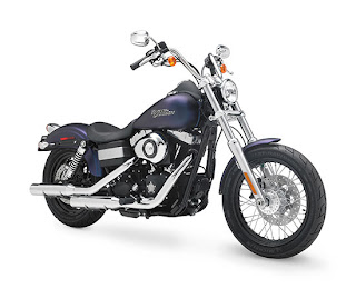 Modern and Classic Motorcycles Harley-Davidson Dyna Street Bob FXDB 2010