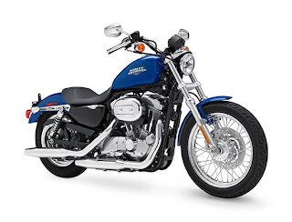 2010 Modern and Classic Motorcycles Harley-Davidson Sportster 883 Low XL883L