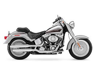 2010 Harley-Davidson Fat Boy FLSTF Motorcycle Cover
