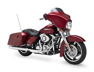 2010 Harley-Davidson Street Glide FLHX Motorcycle Parts