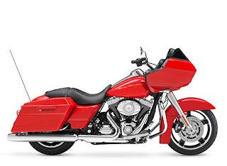New Luxury Motorcycles Harley-Davidson Road Glide Custom FLTRX 2010