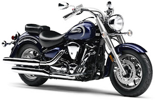Vintage Motorcycles Yamaha Road Star 2010