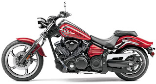 2010 Touring Motorcycles Yamaha Raider (XV1900)