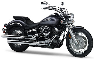 2010 New Classic Motorcycles Yamaha V-Star 1100 Custom