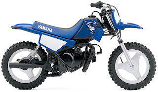 2010 Adventure Motorcycles Yamaha PW50