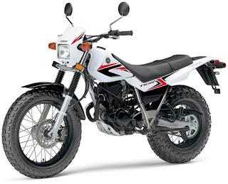 2010 Moto Cross Yamaha TW200