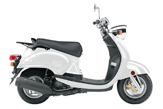 2010 Vintage Motorcycles Yamaha Vino 125