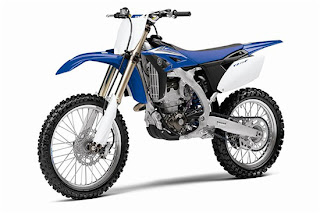 High Quality Motocross Yamaha YZ250F 2010