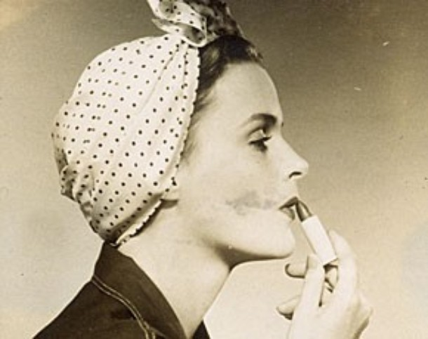 How were 1940's and 1950's hairstyles done? - Yahoo! Answers