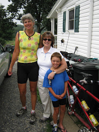 Donna and Betsy and Lewis