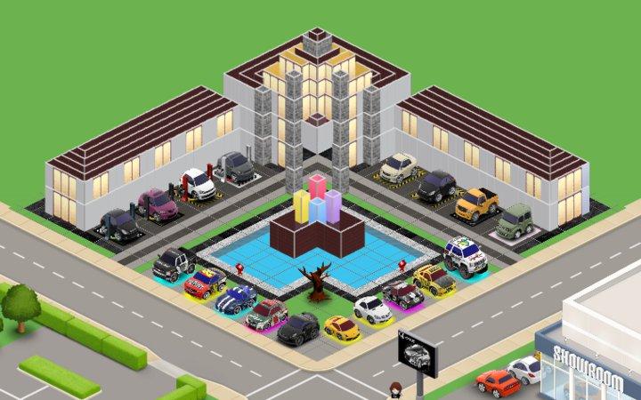 Car Town Design