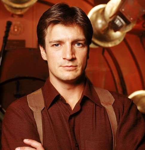 Nathan Fillion - Gallery Photo Colection