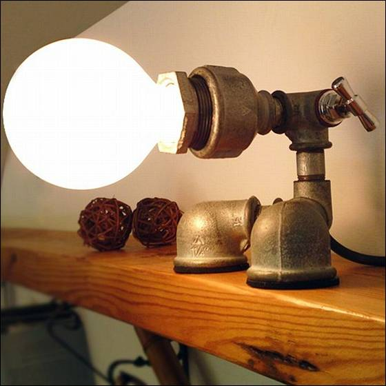 Unique handmade kozo lamps 15 pics movie galleriz - Unique handmade lamps ...