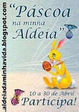 BLOGAGEM COLETIVA  DE ABRIL DA ALDEIA DA MINHA VIDA.