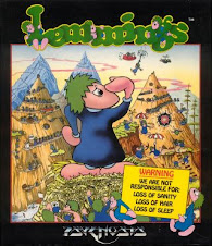 Lemmings video game