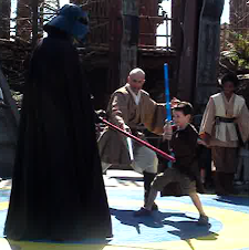 David Dean vs. Darth Vader