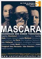 MASCARA - Maskerade der sieben Todsünden