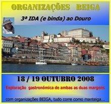Mais um ano de Ida ao Douro e vinda para Aveiro