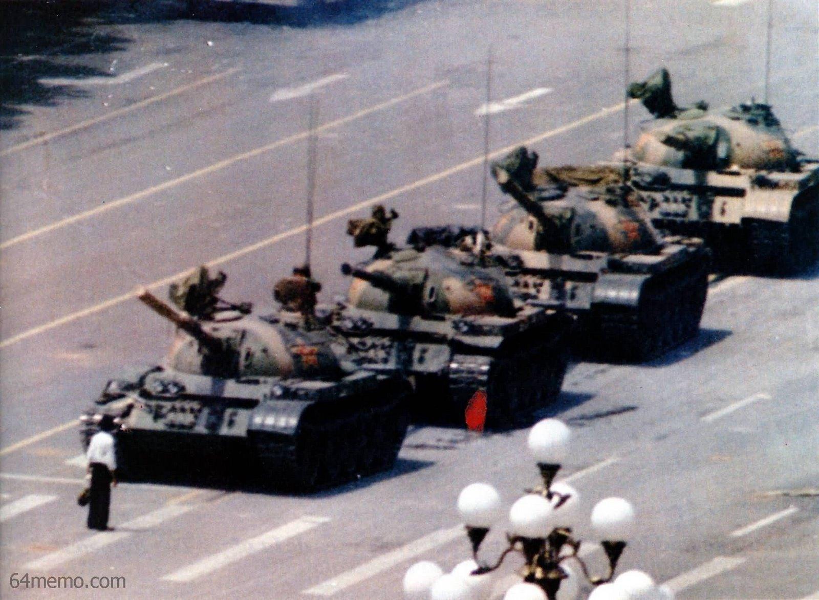 Tianenmen Square Tank