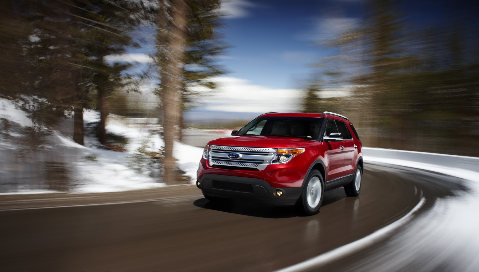 The NW Preferred Ford Fleet Dealership  The New 2011 Ford Explorer