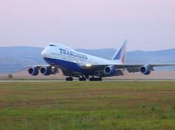 Bu 747 Transaero