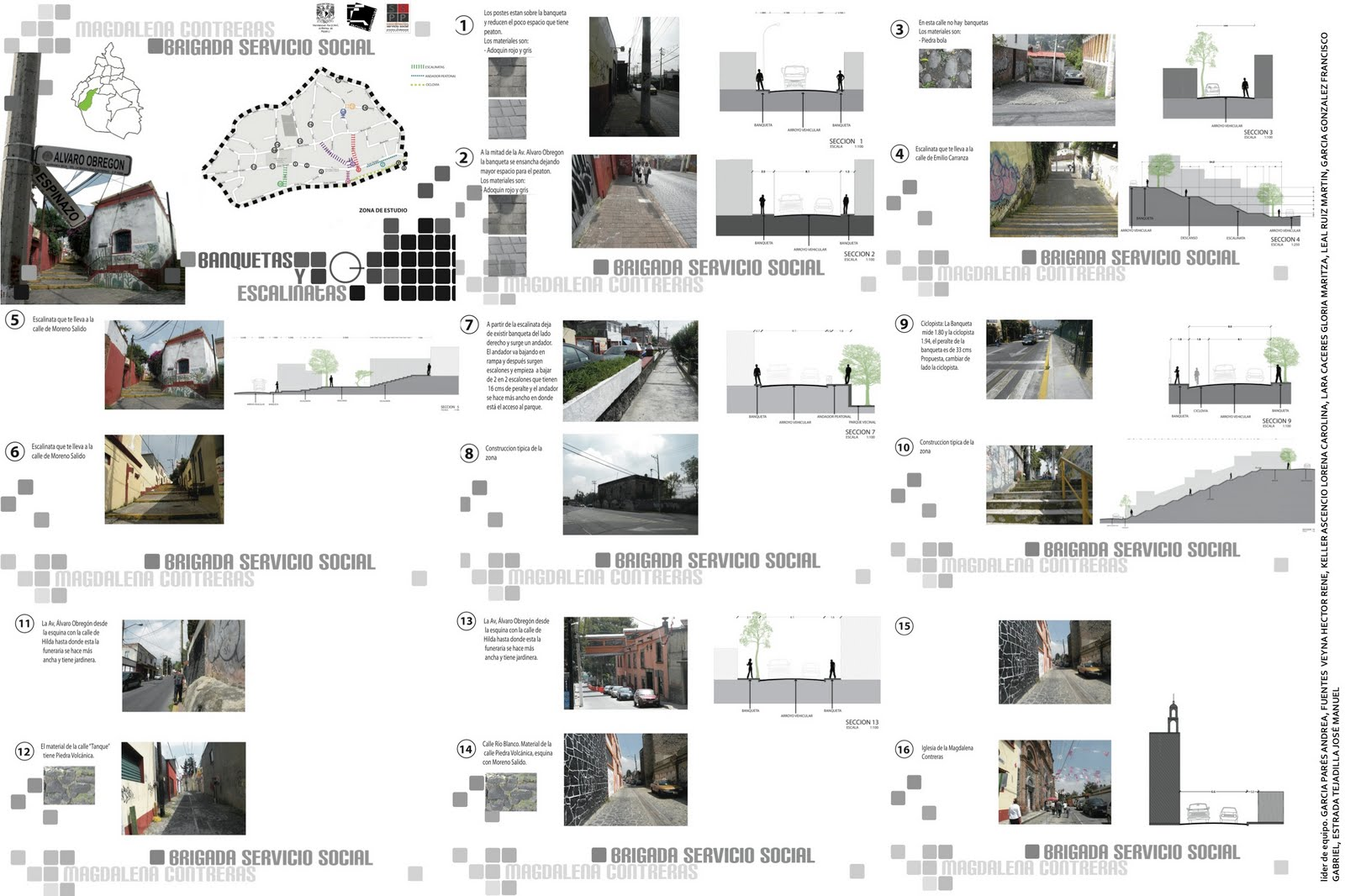 Servicio social facultad de arquitectura unam 09 17 10 for Facultad de arquitectura una