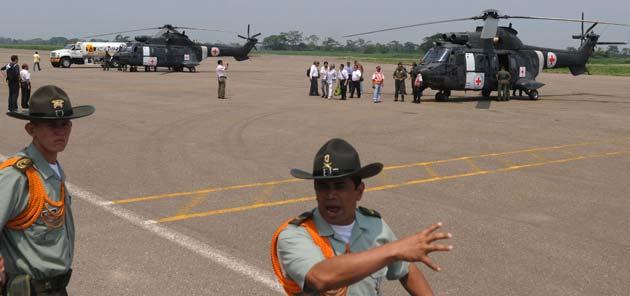 Farc devem libertar cinco reféns na próxima segunda-feira e Brasil deve ajudar no resgate