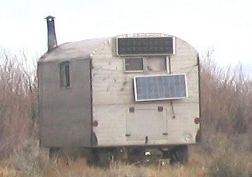 Desert Survivor Sheep Camp