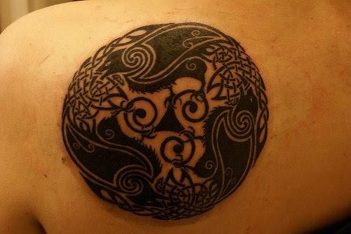 celtic raven tattoo design free tattoo designs and ideas