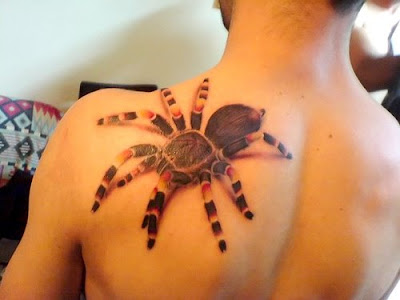 Various types of 3D tattoo designs. In the world of Tattoos there are no