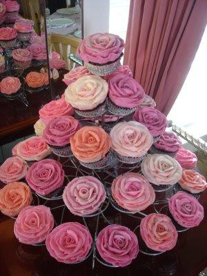 The Cakes Birthday Cupcake Cake Ideas