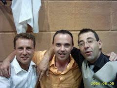 Pedro, Patato y yo