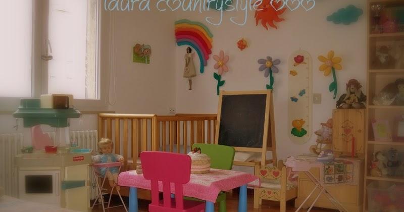 Laura country style un piccolo regno dai mille colori - Dove stampare pagine a colori ...