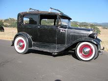 My old sedan
