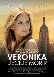 Verónica decide morir Poster