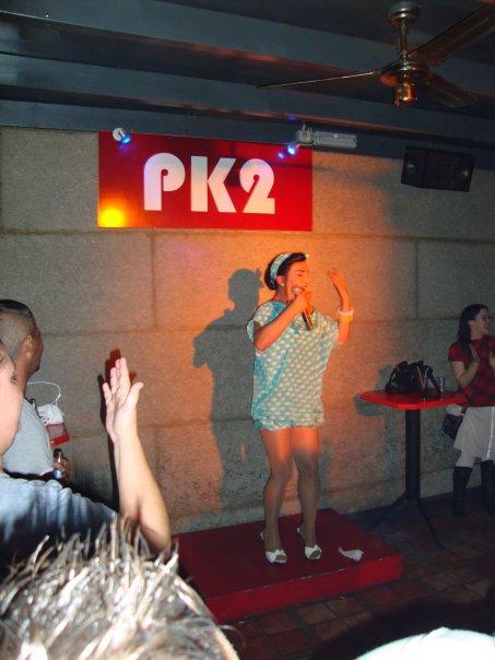 TAPONAZO EN EL PK2
